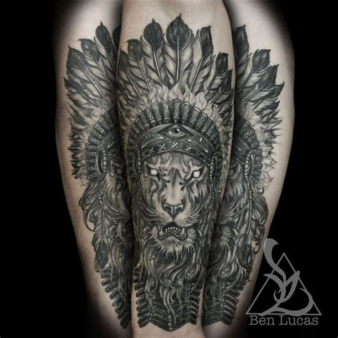 indian lion tattoo best 25 indian headdress ideas on
