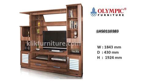 Lemari Bufet Olympic lhs0110383 lemari hias tv viano olympic