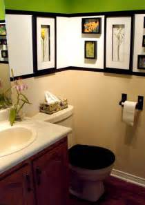 bathroom wall decorating ideas small bathrooms bathroom wall decor clever spaces