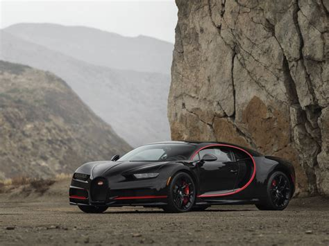 bugatti chiron red first bugatti chiron in the us bound for auction with 4