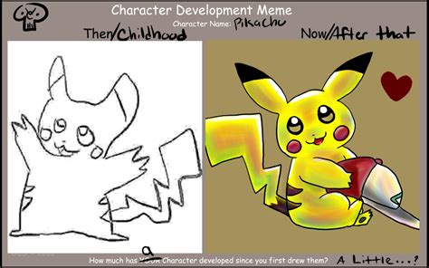 Pikachu Memes - pikachu improvment meme by vanillacompact on deviantart
