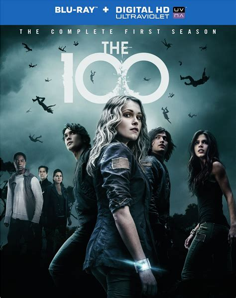 the 100 book one the 100 dvd release date
