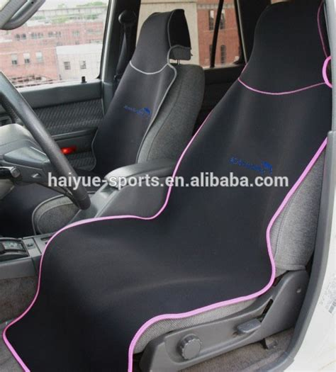 anime car seat covers 3 0mm thicker waterproof anime car seat cover for sale