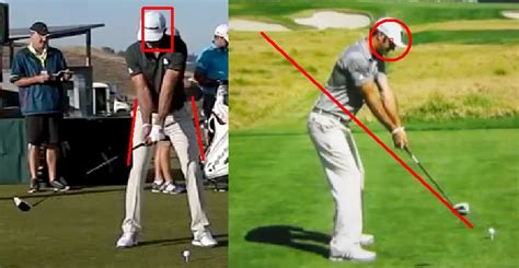 wristy golf swing dustin johnson golf swing analysis consistentgolf com