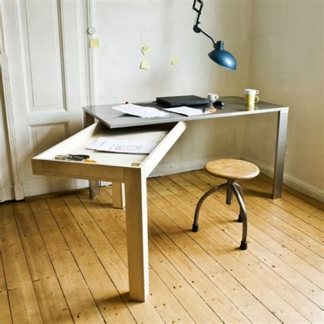 tables for small spaces 32 smart and stylish folding furniture pieces for small