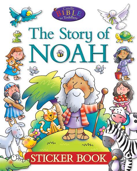the of noah books the story of noah sticker book kregel