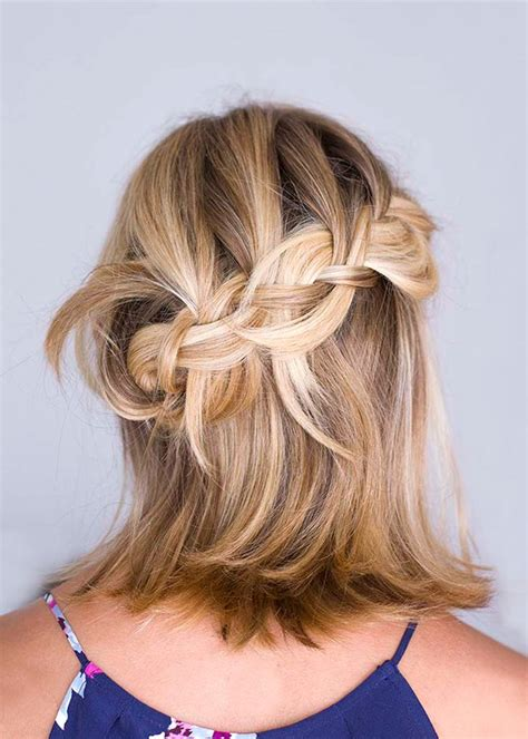 5 Braid Hair Styles You Can Rock by This Hair Tutorial Is So Easy You Can Do It Yourself