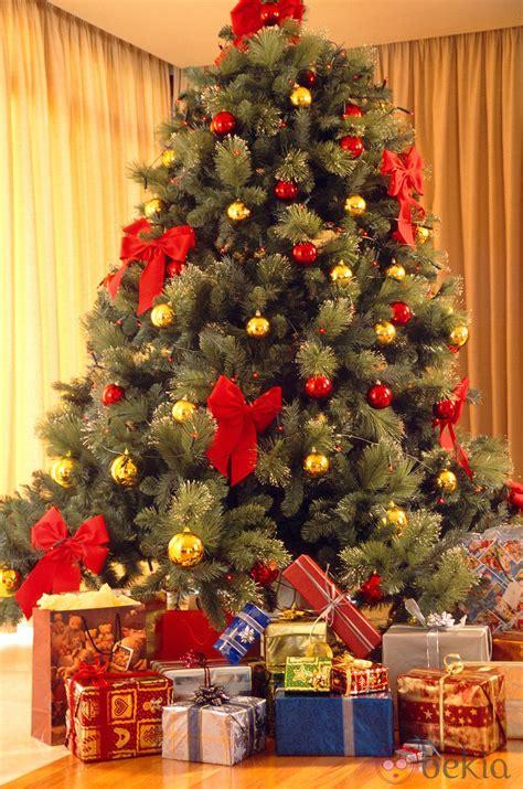 arboles de navidad decoracion con estilo moda y belleza