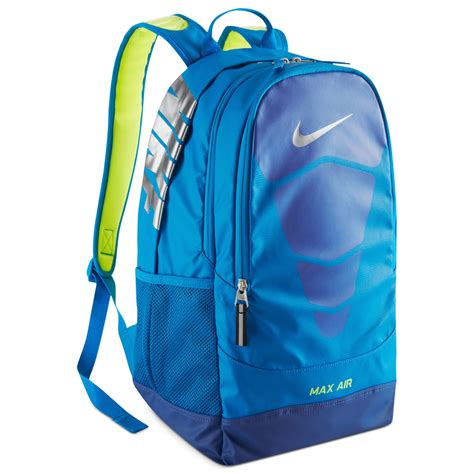 nike vapor max air backpack in blue for photo blue