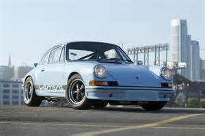 1973 Porsche 911 2 7 Rs 1973 Porsche 911 Rs 2 7 Touring Pics Information