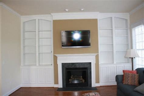 Built In Wall Units With Fireplace by Wall Units Img 3325 Jpg Gallery Built In Bookcases