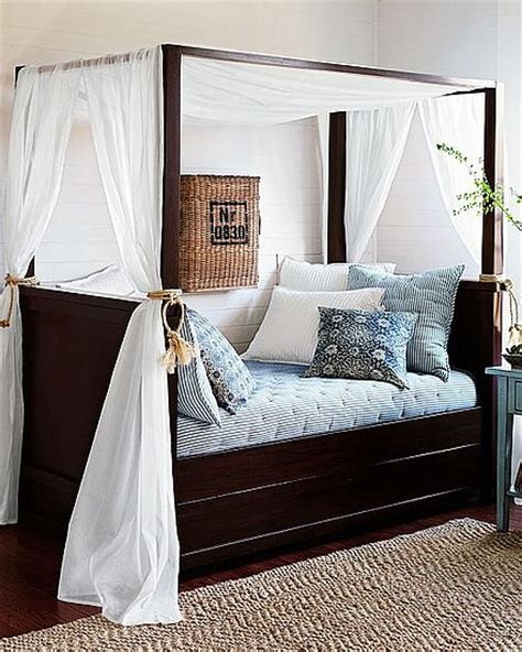 Daybed With Canopy Of The Day Farmhouse Daybed Popsugar Home