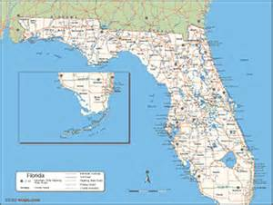 florida county wall map maps