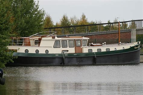 dutch house boat walker boats dutch barge for sale in leeds yorkshire united kingdom gb