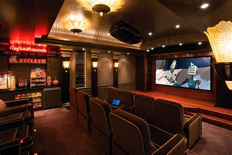 home theatre design orlando from the ground up sound vision