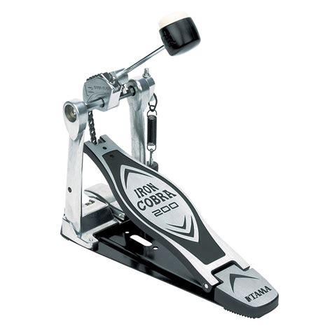 Tama Hp310l Single Pedal Bassdrum tama hp200p iron cobra 200 single bass drum pedal