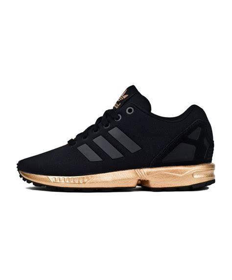 black and gold adidas sneakers s78977 black black adidas womens s