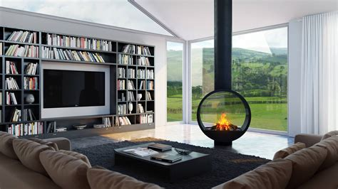 2 Sided Fireplace by Fireplaces On Vaporbullfl
