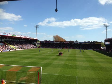 City Plumbing Bournemouth by Dean Court Bournemouth New Football Grounds
