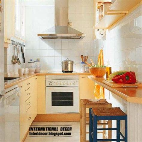 Small Kitchen Design Solutions Small Kitchen Solutions 10 Interesting Solutions For Small Kitchen Designs