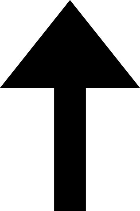 File:Flecha arriba.svg - Wikimedia Commons