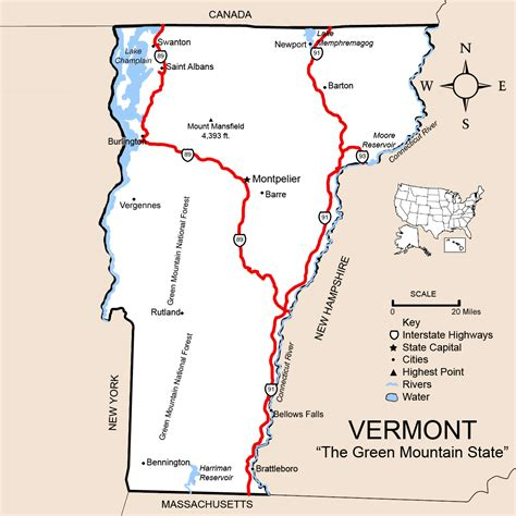 vermont map coloring page clip art us state maps california color detailed abcteach
