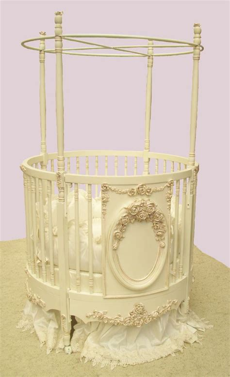 how to build a round baby crib round baby crib plans designs cribs for sale used l