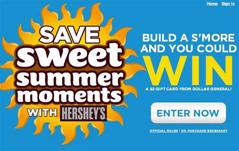 Dollar General Giveaway - hershey s and dollar general sweepstakes free 5 gift card 2 000 winners