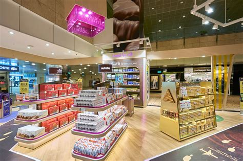 ls travel retail reveals  chocolate roll  plans