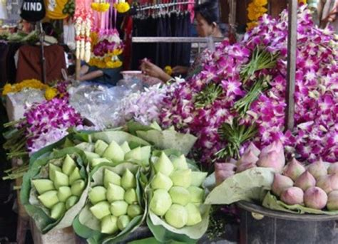 fiori thailandesi colori e sapori della thailandia