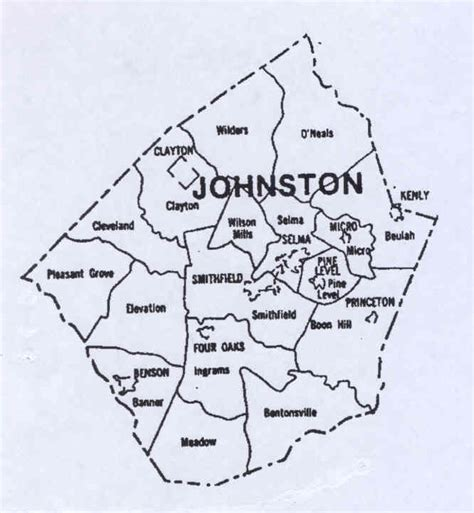 Johnston County Nc Records Maps Resources Johnston County Genealogy Carolina Your Home For