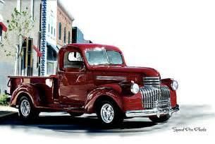 1942 chevrolet truck flickr photo