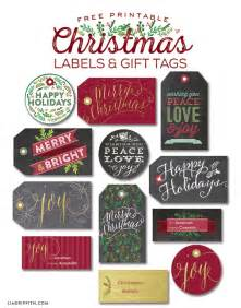 christmas label templates worldlabel blog