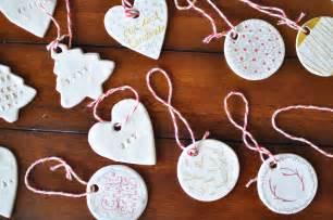 little sloth clay christmas ornaments diy cheap easy