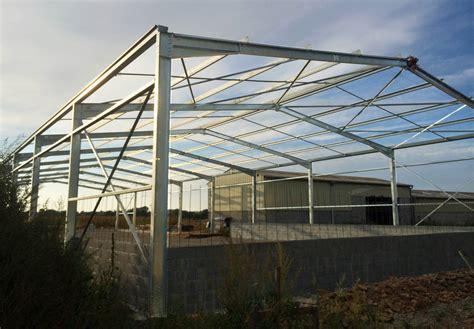 hangar metallique batiment agricole en kit batimentsmoinschers