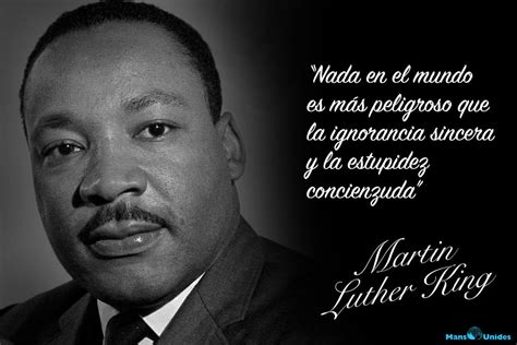 imagenes de reflexion de luther king frases de martin luther king mans unides