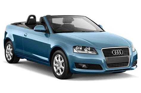 Audi A3 Car Rental by Convertible Car Rental Los Angeles Airport California Usa