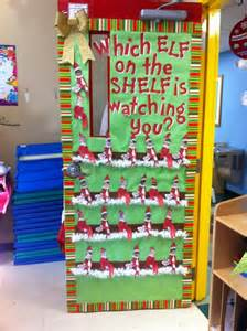 Classroom Ideas For On The Shelf by Door Decorating Contest Winners On The