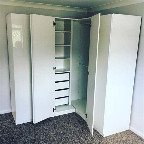 Corner Wardrobe Ikea - ikea flat pack dan