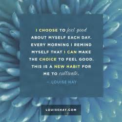 Feel good quotes about self