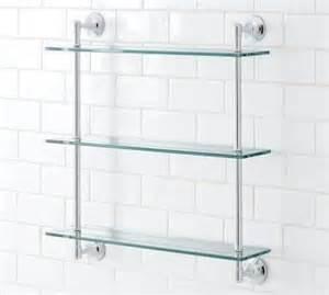 glass bathroom wall shelf advantages of glass wall shelves homes design