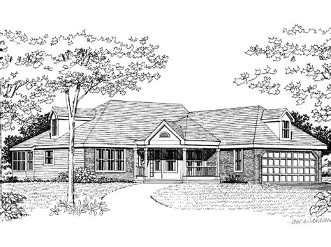 Distinguish Between Price Ceiling And Price Floor - eau traditional home plan 016d 0061 house plans