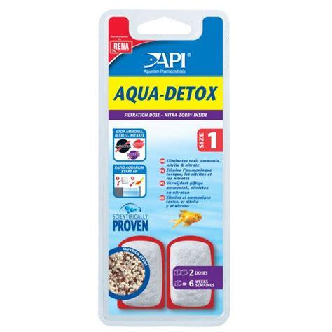 Clean X2 Detox by Api Aqua Detox 1 X2