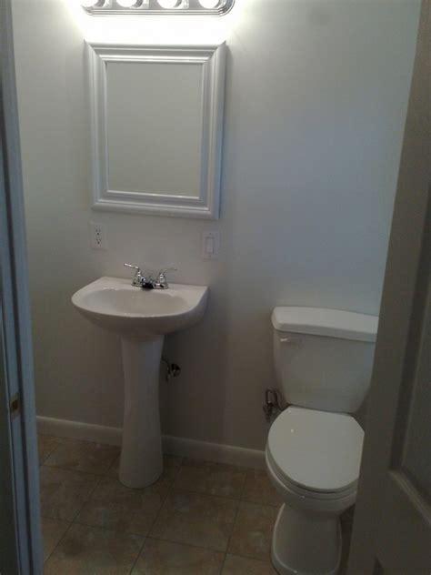 saniflo basement bathroom systems pedestal sink