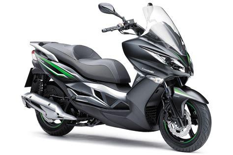 Kawasaki Scooters kawasaki announces its 125cc scoot visordown