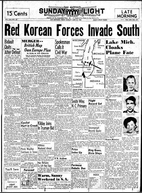 home articles history alive korean war