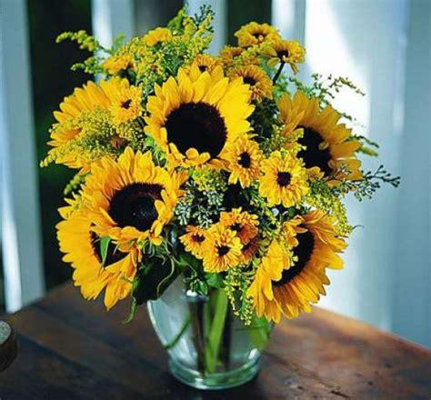 Vase Of Sunflowers by Sunflower Vase Kremp