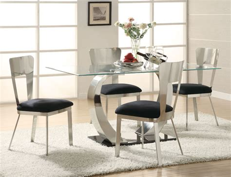 What Is Open Table Dining Modern Dining Room Chairs Chosen For Stylish And Open Dining Area Amaza Design