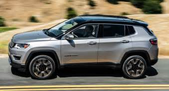Jeep Compass 2017 Jeep Compass Heading To Geneva For Its European