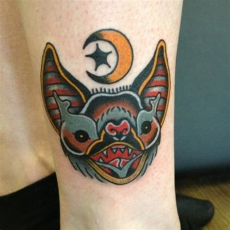 traditional bat tattoo 25 best ideas about traditional style on